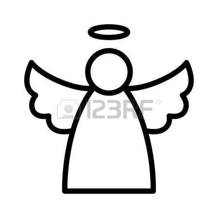 450x450 Halo Clipart Guardian Angel