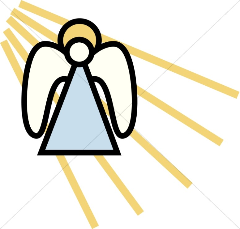 776x741 Angel Clipart Simple