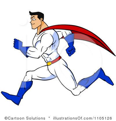 400x420 Top 86 Superhero Clip Art