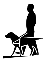 150x202 Guide Dog Clipart