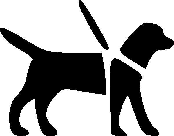 600x468 Guidedog Clip Art