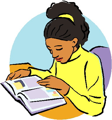 379x405 Guided Reading Clipart Free Images