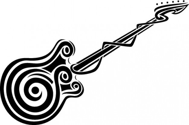 626x413 Best Guitar Clip Art