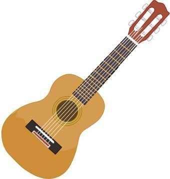 340x357 Top 10 Acoustic Guitar Clip Art