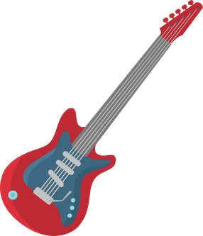 286x333 168 Best Clip Art Music Images Pictures, Guitars