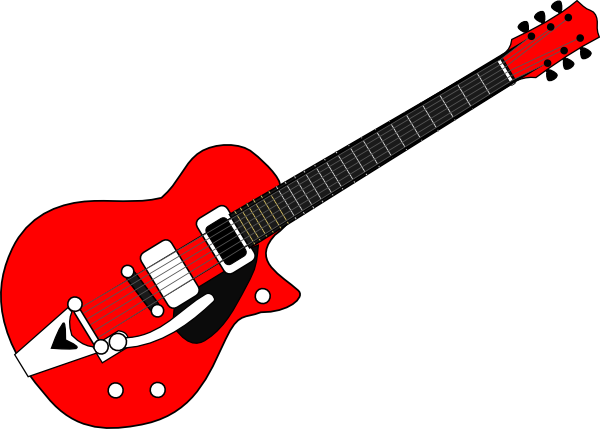 600x429 Free To Use Amp Public Domain Guitar Clip Art
