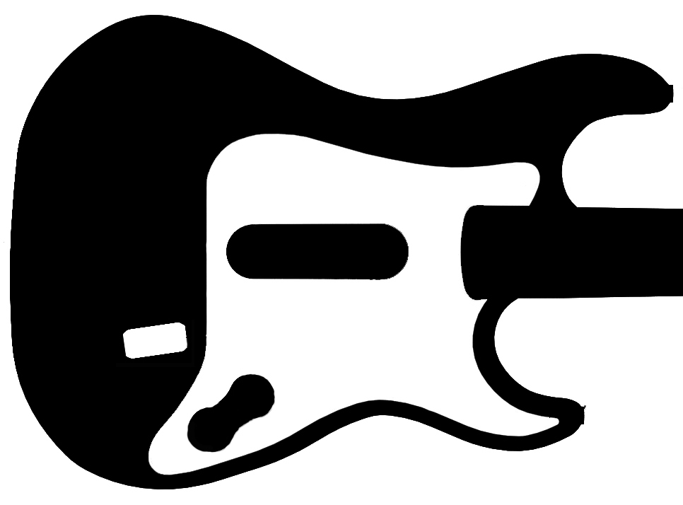 966x714 Guitar Hero 3 Kramer Stencil by genko shashin on DeviantArt