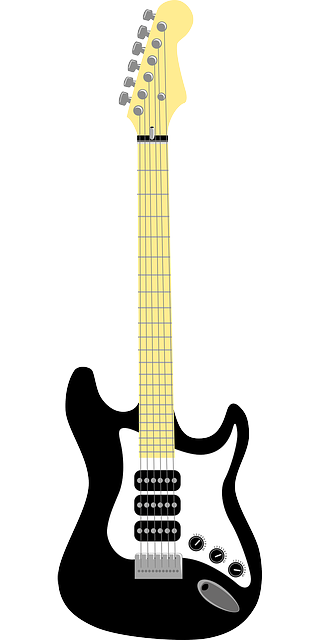 320x640 MUSIC, OUTLINE, RECREATION, CARTOON, ELECTRIC, GUITAR