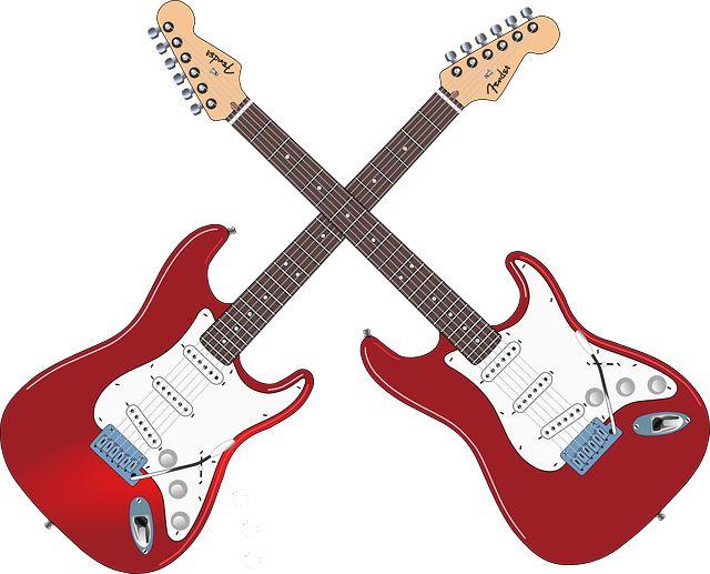 640x517 Best Guitar Clipart Ideas Guitar Outline, Kids