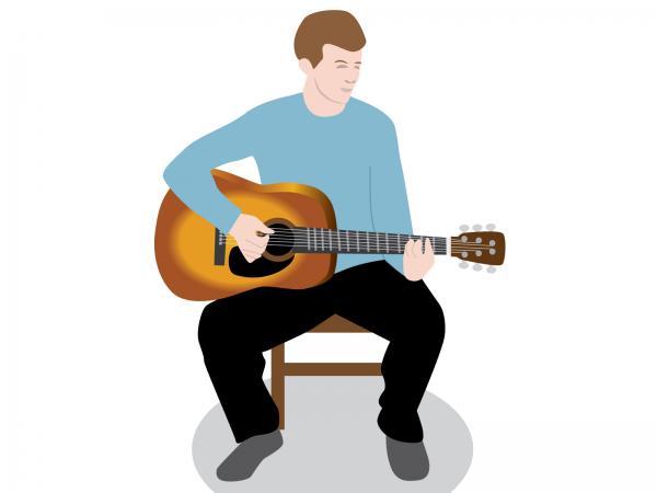 600x450 Free Guitar Clip Art Lovetoknow