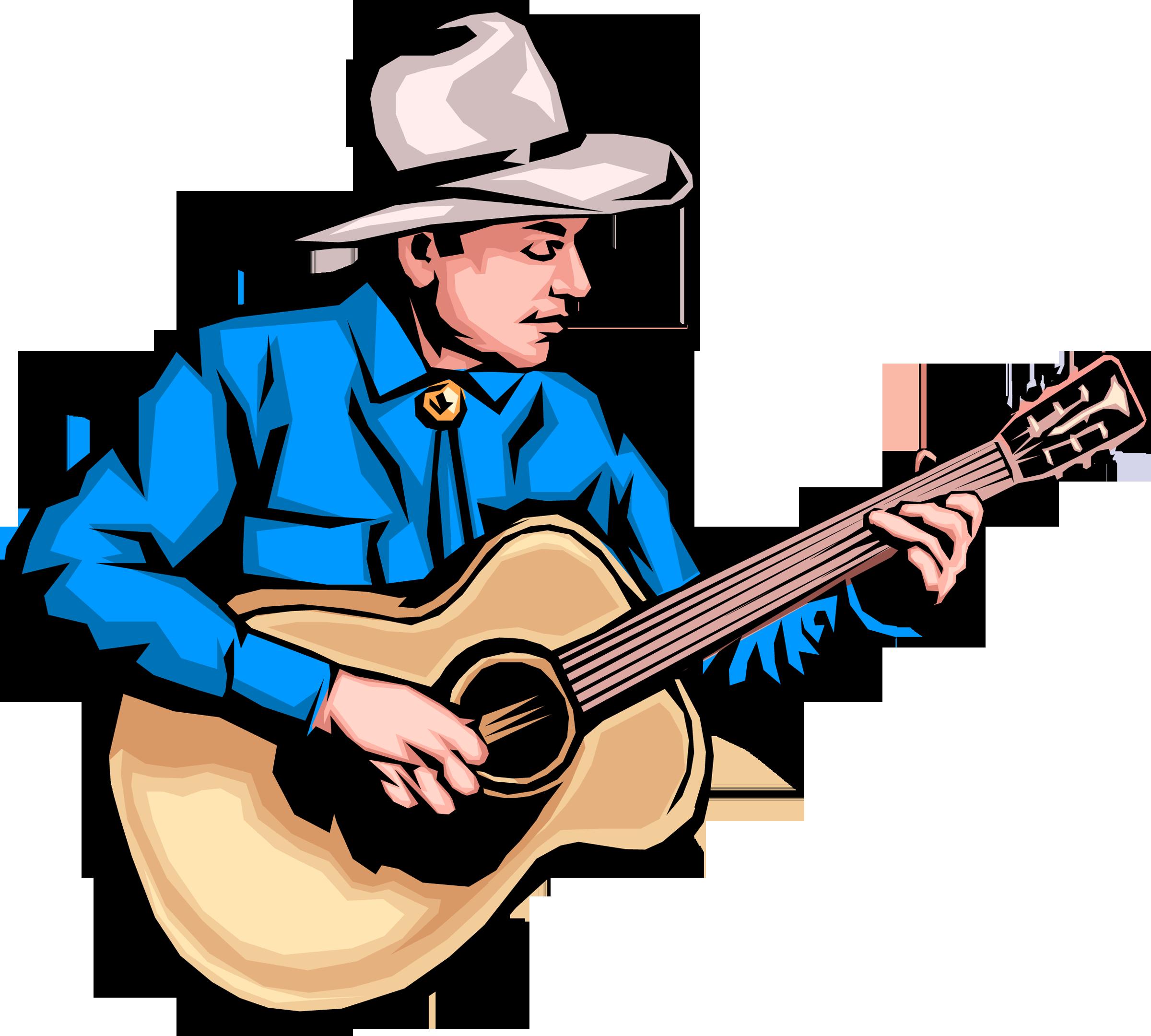 2400x2160 Guitar Music Clipart
