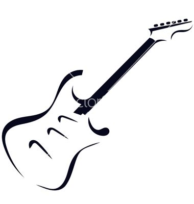 380x400 The Best Guitar Vector Ideas Music Notes