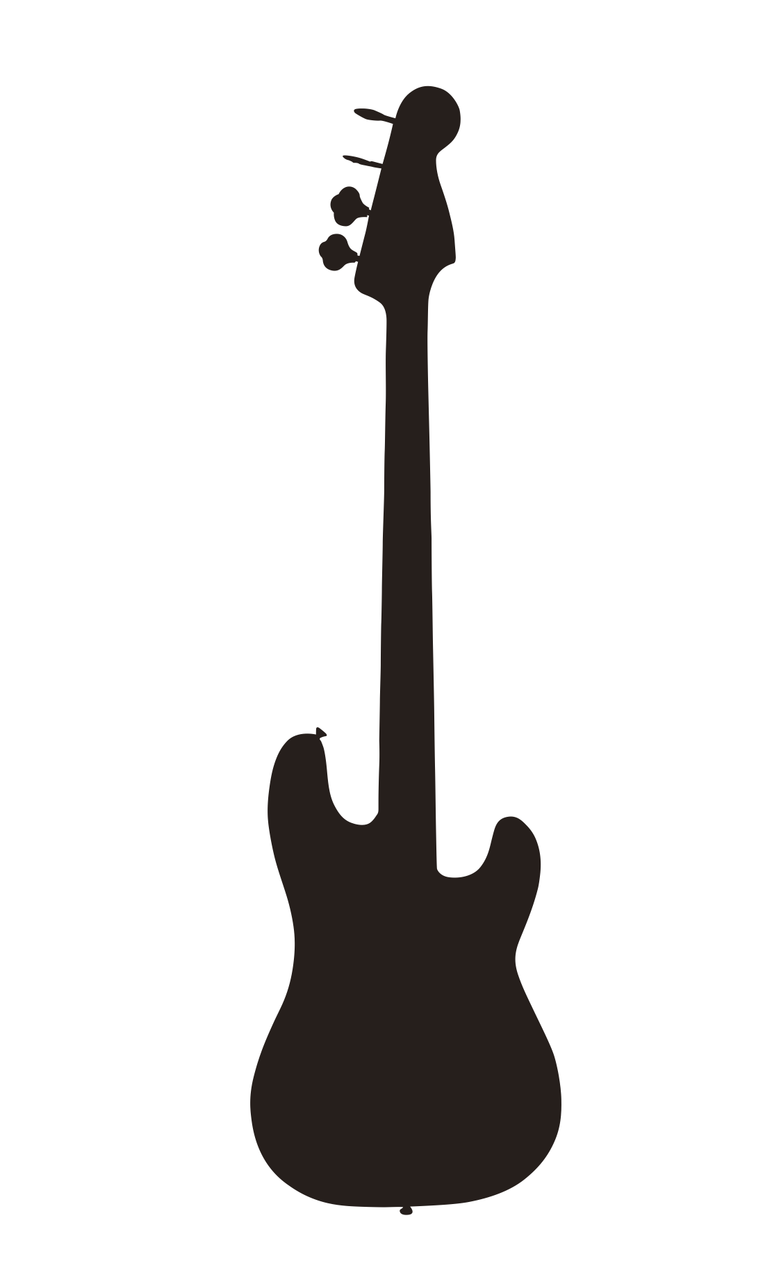 1111x1847 Electric Guitar Silhouette Clip Art
