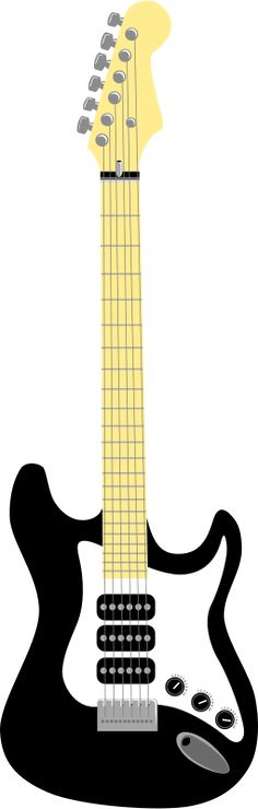 236x740 Free Vector Art Guitar Images