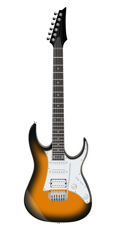 380x759 Free To Use Amp Public Domain Guitar Clip Art