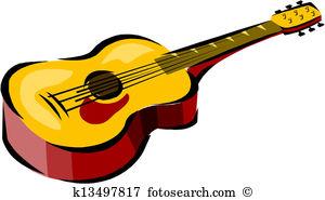 300x185 Guitar Clip Art Images Clipart