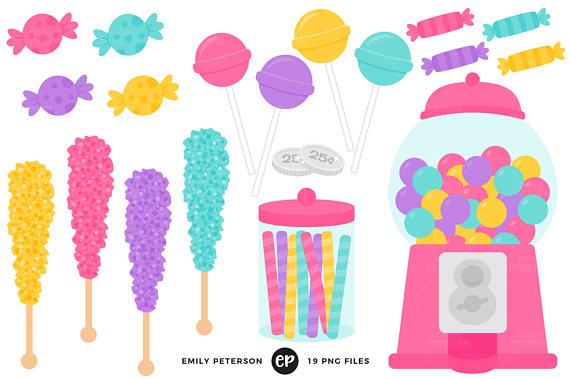 570x379 Candy Clip Art, Bubblegum Machine Clipart, Gumball Machine Clip