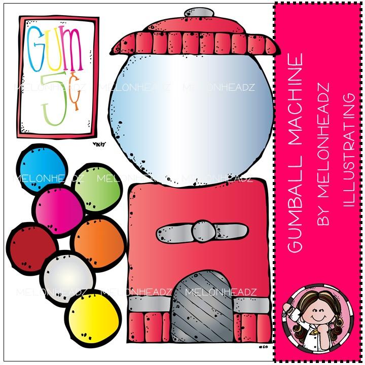 720x720 Melonheadz Gumball Machine Combo Pack )