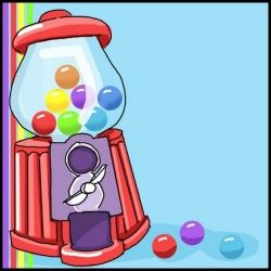 250x250 317 Best Gumball Things Amp Machines Images Bubble