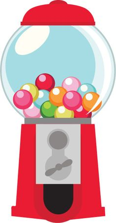 236x452 Gumball Clipart Candy Machine