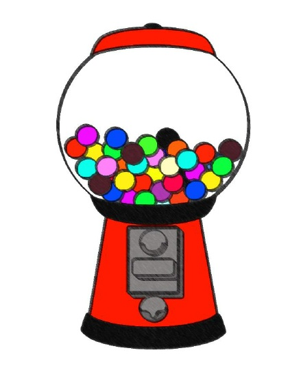 439x572 Gumball Clipart One
