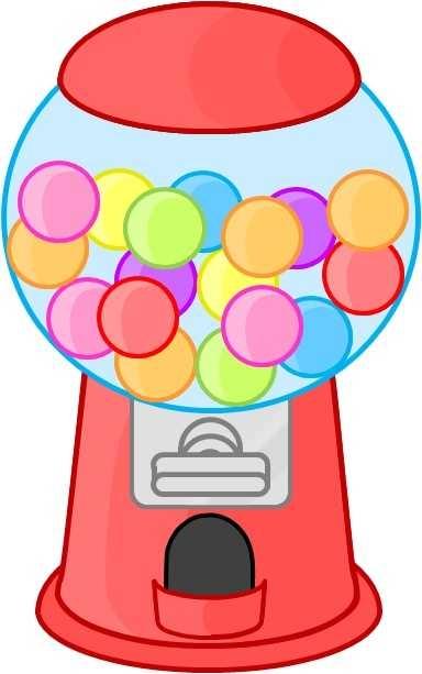 384x613 61 Best Vintage Bubble Gum Birthday Party Images