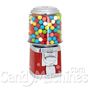 355x355 Classic Candy And Gumball Machine Chewing Gum
