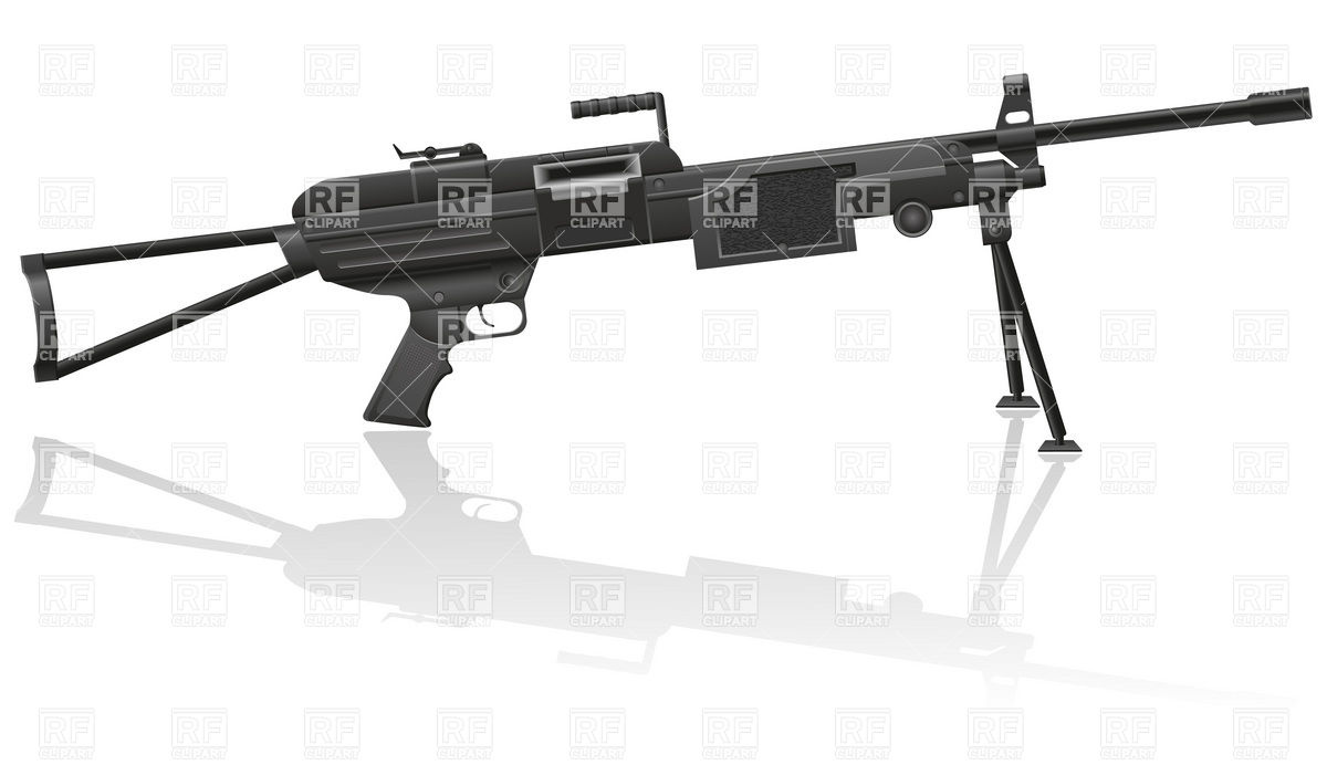Gun Clipart