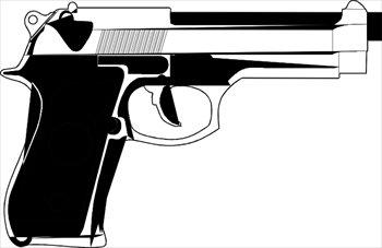 350x227 Free Guns Clipart Clipart Panda