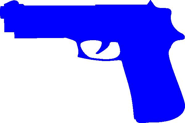 600x401 Gun Clip Art