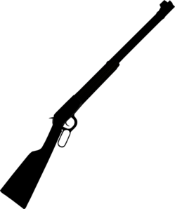 249x298 Rifle Clip Art
