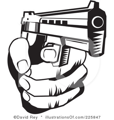 400x420 Weapon Gun Clipart, Explore Pictures