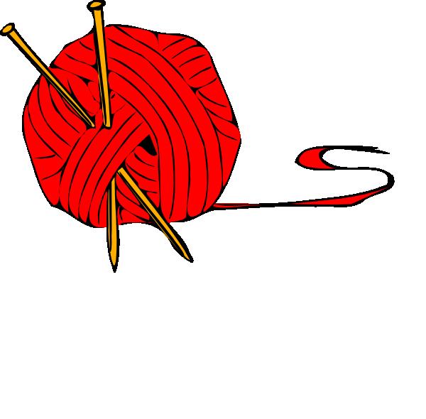 600x590 Clip Art Ball Of Yarn Clipart
