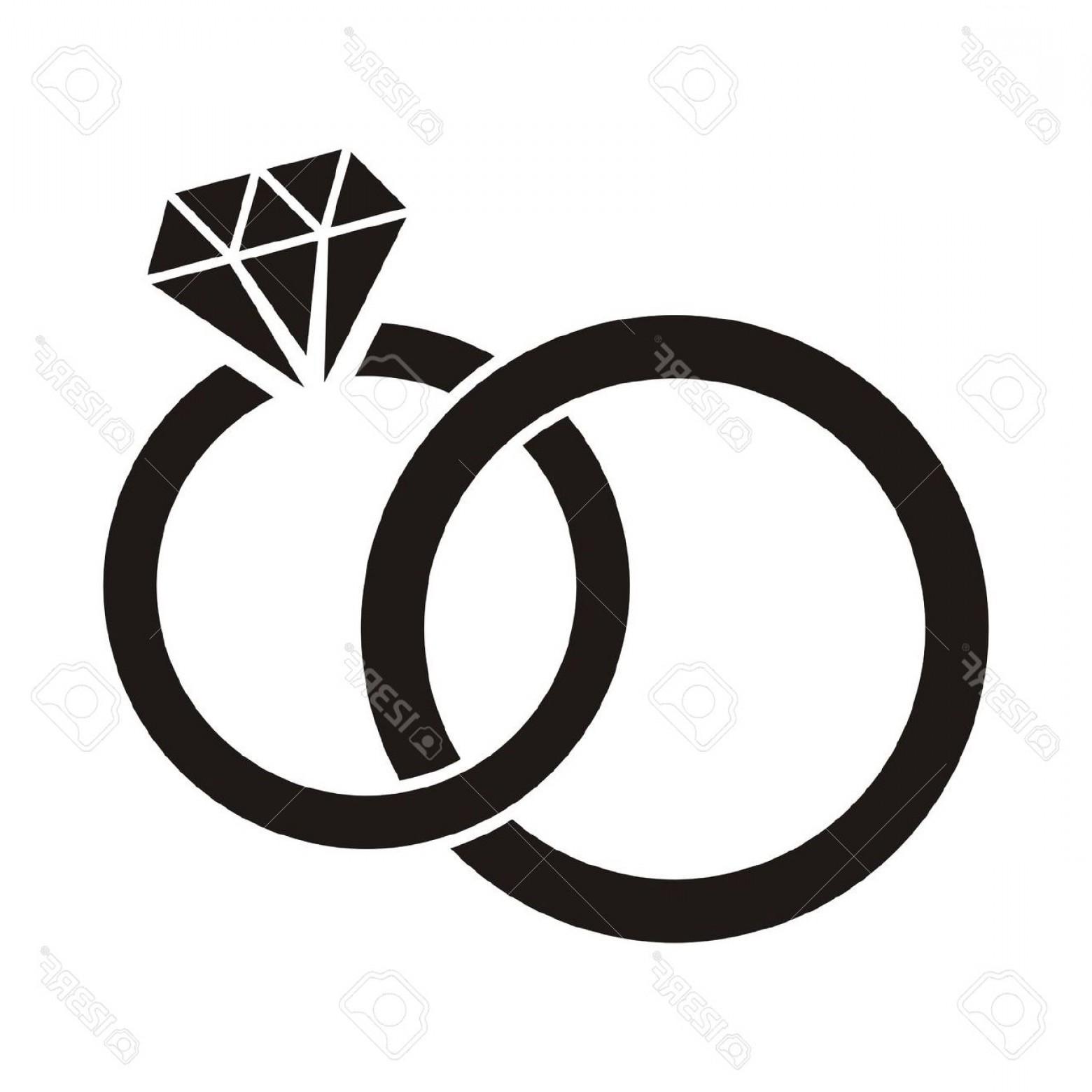 1560x1560 Clipart Wedding Rings Intertwined Wedding Ideas