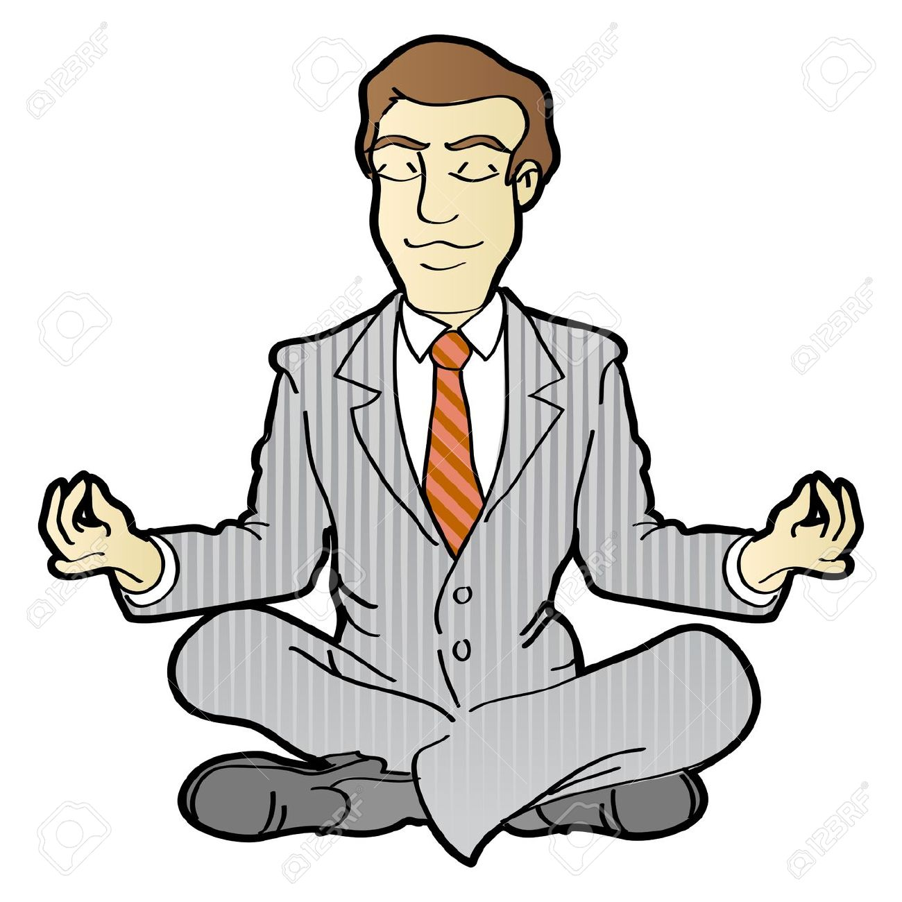 1300x1300 Meditation Clipart Relaxation