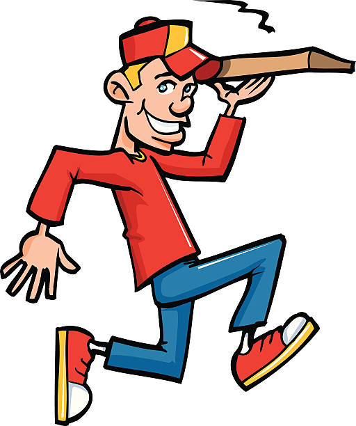 512x612 Pizza Delivery Guy Clipart Amp Pizza Delivery Guy Clip Art Images