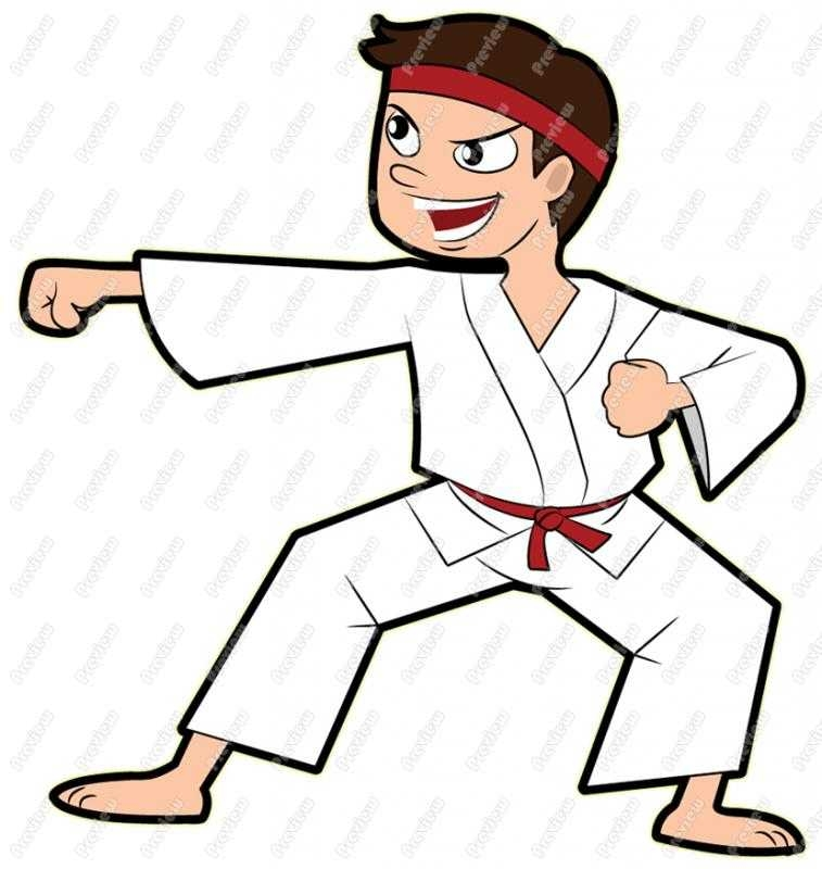 Collection Of Karate Clipart