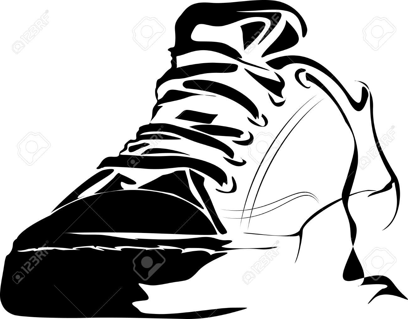 1300x1016 Gym Shoes Clipart Gym Clothes