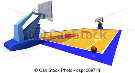 450x245 Basket Clipart Gymnasium