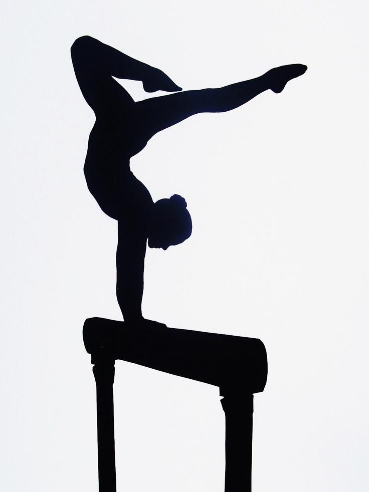 736x982 Gymnast Clipart Gymnastics Vault