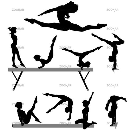 550x550 9 Best Gymnastics Images Excercise, Menu Calendar