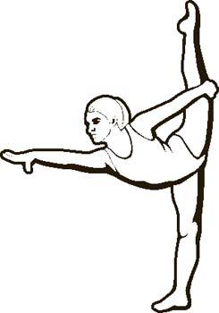 245x350 Gymnastics Gymnast Clipart Free Clipart Images