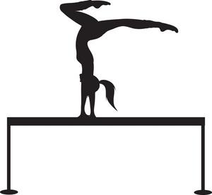 300x276 Free Gymnastics Clipart Image 0071 0901 2001 1208 Computer Clipart