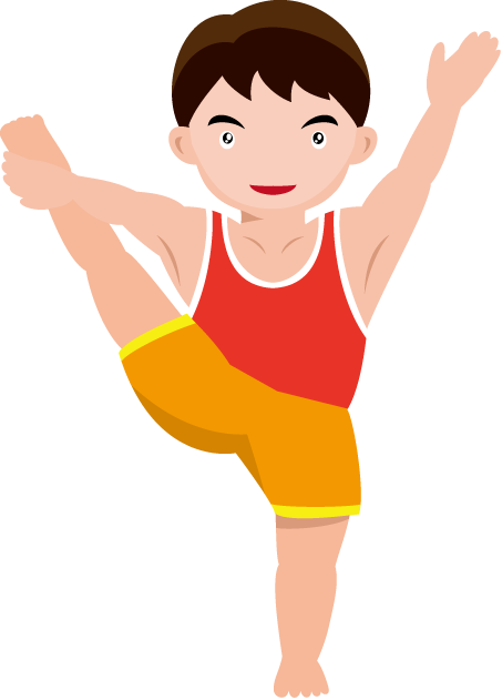 453x631 Sport Gymnastics Tumbling Clipart Cliparts And Others Art 2