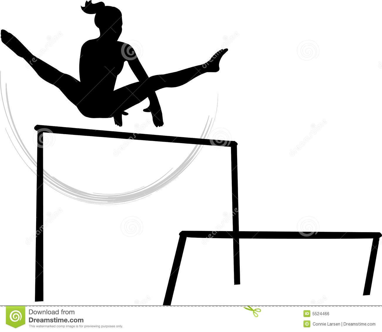 1300x1130 Gymnast Clipart Gymnastics Bar