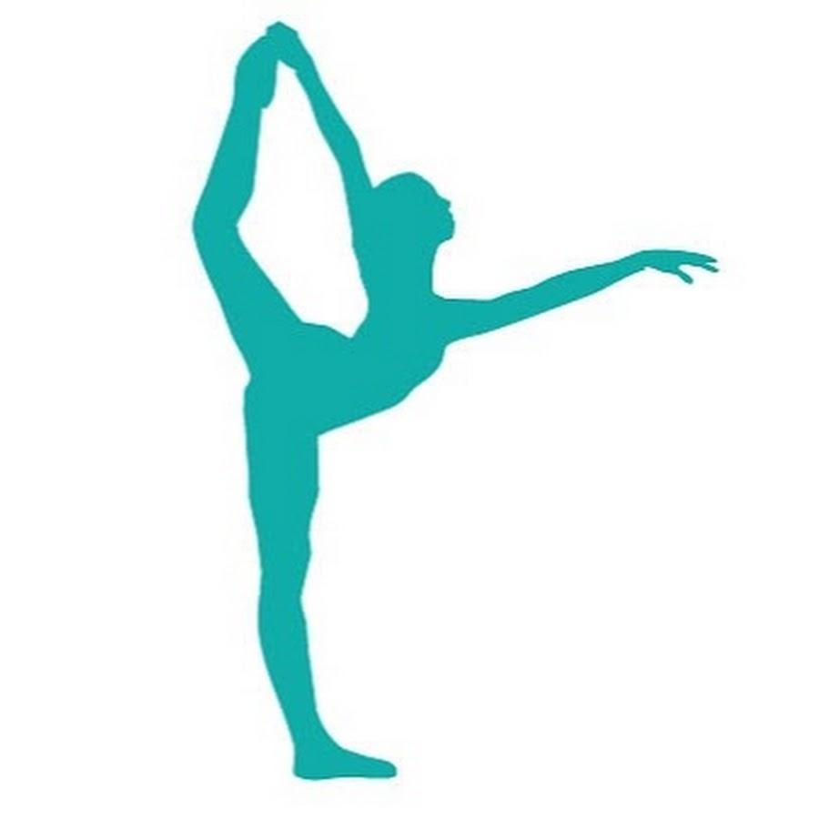900x900 Gymnast Clipart Leap