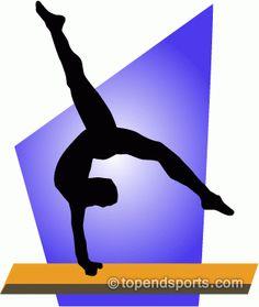 236x279 Gymnastics Logos