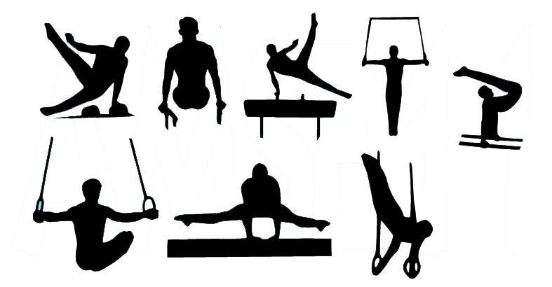 787x410 Free Cartoon Gymnastics Clip Art Danasrij Top