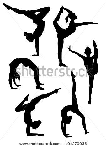 338x470 Scorpion Clipart Gymnastics