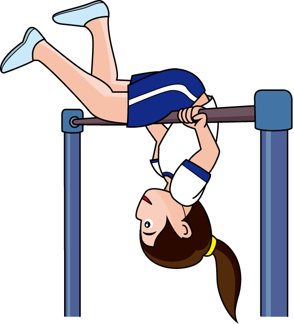 578x636 Cartoon Clipart Gymnastics